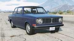Volvo 142 1970〡add-on для GTA 5
