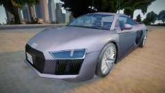 Audi R8 - Improved для GTA San Andreas