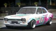 Ford Escort Urban Racing PJ7 для GTA 4
