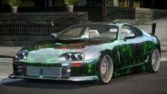 Toyota Supra GST Tuning PJ1 для GTA 4