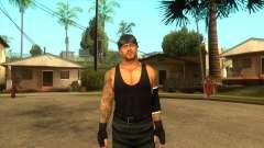 WWE The Undertaker American Badass V1 для GTA San Andreas