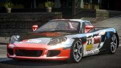 Porsche Carrera GT BS-R L8 для GTA 4