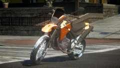 Yamaha XT660 для GTA 4