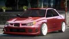 Subaru Impreza BS Tuned для GTA 4