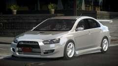 Mitsubishi Lancer X GS V1.0 для GTA 4