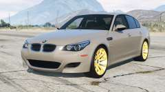 BMW M5 (E60) 2006〡add-on для GTA 5