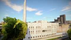SF_Cthulu Pharmaceutical factory для GTA San Andreas