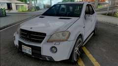 Mercedes-Benz ML 63 AMG 2009 Improved