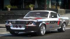 Shelby GT500 GST L8 для GTA 4