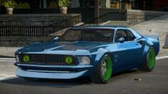 Ford Mustang RTR-X для GTA 4