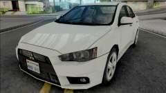 Mitsubishi Lancer 2.0 GT 2014 Improved