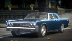 Lincoln Continental 60S