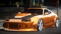 Toyota Supra BS Custom для GTA 4