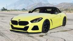 BMW Z4 M40i (G29) 2018〡add-on v1.1 для GTA 5