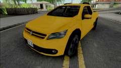 Volkswagen Saveiro G5 Yellow