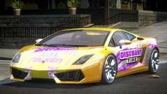 Lamborghini Gallardo GST-R L3 для GTA 4