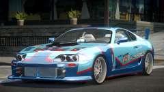 Toyota Supra GST Tuning PJ4 для GTA 4