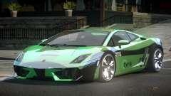 Lamborghini Gallardo GST-R L7 для GTA 4