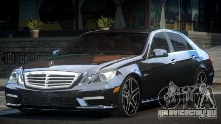 Mercedes-Benz E63 BS V1.0 для GTA 4