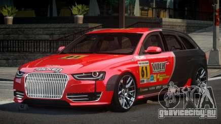 Audi RS4 BS-R PJ5 для GTA 4