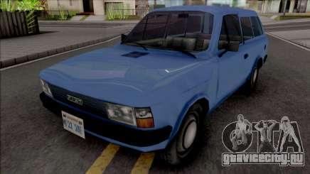 Fiat 147 Station Wagon для GTA San Andreas