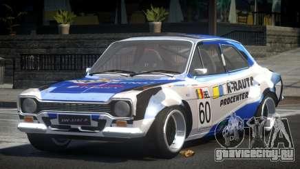 Ford Escort Urban Racing PJ6 для GTA 4