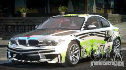BMW 1M E82 GT L6 для GTA 4