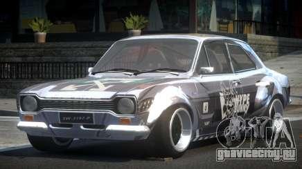 Ford Escort Urban Racing PJ9 для GTA 4