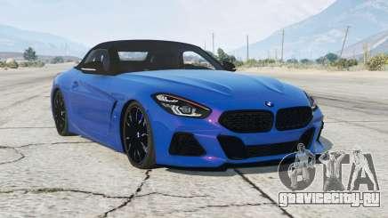 BMW Z4 M40i (G29) 2018〡add-on для GTA 5
