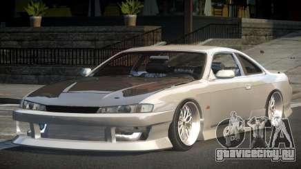 Nissan Silvia S14 BS V1.0 для GTA 4
