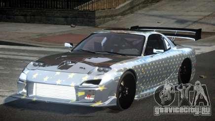 Mazda RX-7 GST G-Tuned L10 для GTA 4