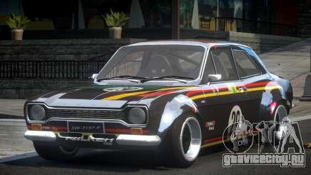 Ford Escort Urban Racing PJ4 для GTA 4