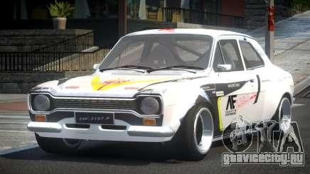 Ford Escort Urban Racing PJ8 для GTA 4