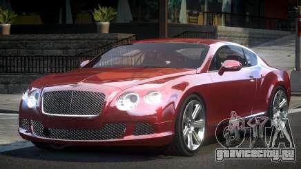 Bentley Continental GT PSI V1.1 для GTA 4