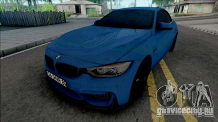 BMW M4 F82 Convertible для GTA San Andreas