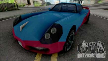 Yakuza Stinger GTA LCS для GTA San Andreas