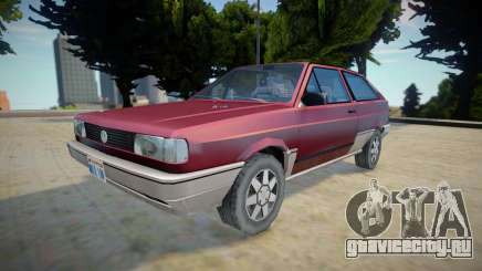 Volkswagen Gol G1 1994 (CL e GTI) - SA Style v2 для GTA San Andreas