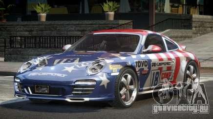 Porsche 911 GST-C PJ3 для GTA 4