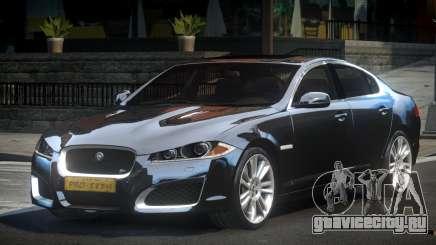 Jaguar XFR PSI V1.1 для GTA 4
