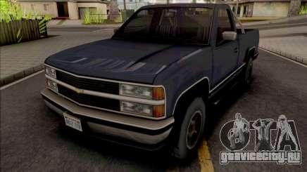 Chevrolet Silverado 2001 Improved для GTA San Andreas