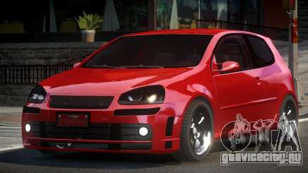 Volkswagen Golf GS-R для GTA 4