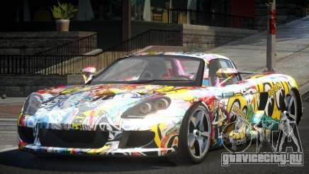 Porsche Carrera GT BS-R L5 для GTA 4