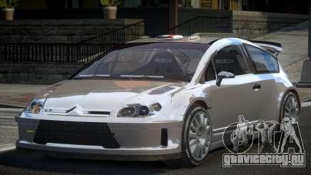 Citroen C4 SP Racing для GTA 4