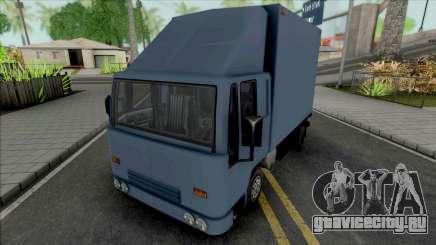 Ford Cargo 815 для GTA San Andreas