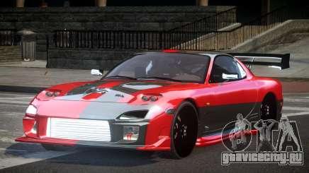 Mazda RX-7 GST G-Tuned L1 для GTA 4