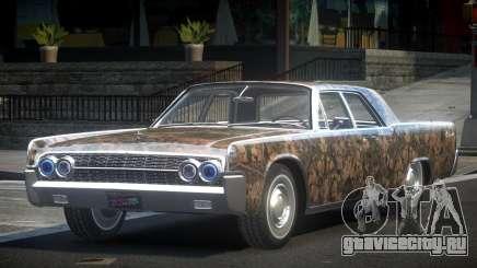 Lincoln Continental 60S L3 для GTA 4