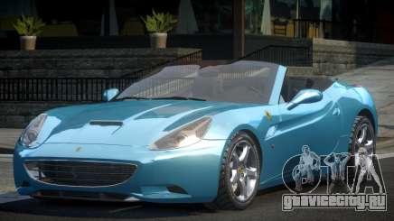 Ferrari California BS V1.1 для GTA 4
