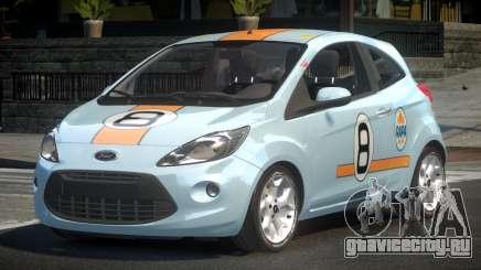 Ford Ka BS-R L2 для GTA 4