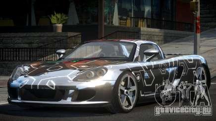 Porsche Carrera GT BS-R L10 для GTA 4