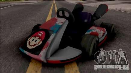 Mario Kart для GTA San Andreas